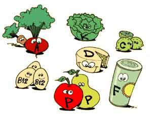 vitaminas y avitaminosis en aves y canarios